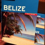 The newest edition of MOON BELIZE (2013) is available
