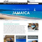 The AFAR GUIDE TO JAMAICA is here!
