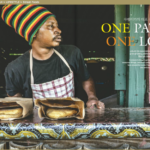 MorningCalm Magazine (Korean Air): One Patty, One Love