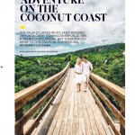 Publication Update: Here & Beyond Magazine, Adventure on The Coconut Coast (Feature on Punta Cana)