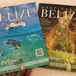 Celebrating The Launch of Destination Belize Magazine 2016-2017