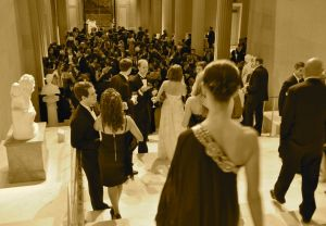 Museums in DC are the ultimate party venue - Corcoran Gallery of Art (2010)