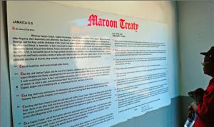 Maroon Museum in Accompong Town, Jamaica (2011)