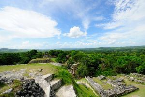 Museum in the wild: Xunantunich, archeological site in western Belize (2011)
