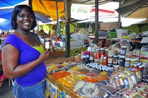Spices on Spice Island - St. George's Grenada