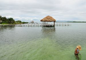 St. Georges is a quick Sunday getaway for Belizeans