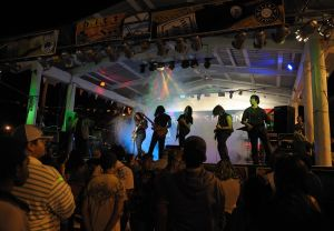 Ascenthium, an up-and-coming young Belizean rock band | All images Copyright Lebawit Girma