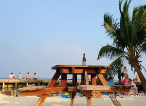 An afternoon on Caye Caulker, Belize